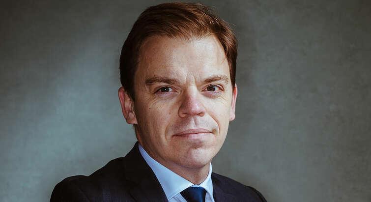 Rune Heiberg Hansen. Photo: Zarko Ivetic