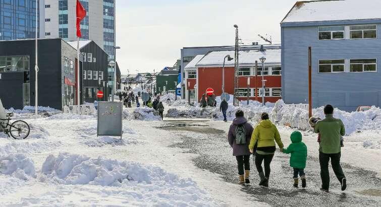 People in Nuuk