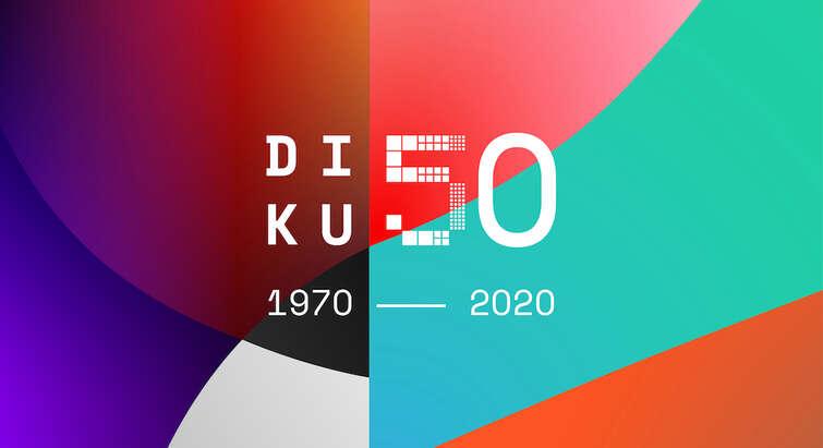 DIKU50-logo