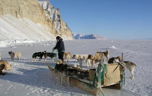 Forskere har i flere epidemiologiske feltstudier i Grønland undersøgt de sundhedsmæssige konsekvenser af en overgang fra isoleret fangersamfund på kanten af verden til moderne livsstil med dertilhørende kostomlægning.