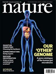 Nature forside marts 2010