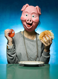 Måske kan en simpel blodprøve i fremtiden vise, om mennesker har tendes til overspisning.