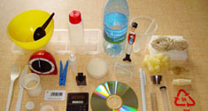 Plastik objekter
