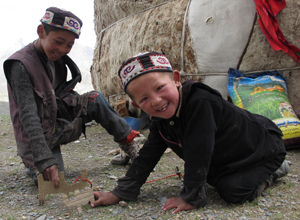 Field trip and expedition to the Pamir Region in Afghanistan