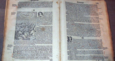 Bible of Christian III. Photo: GNU licence