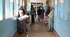 African hospital