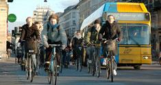 Cyklister. Foto: Cycling Embassy of Denmark