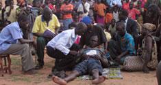 HIV undervisning i Afrika