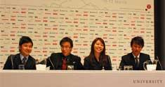 Vinderne af Copenhagen Competition 2009 (National University of Singapore)