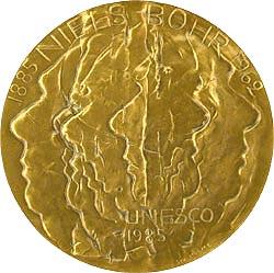 UNESCO Niels Bohr Gold Medal