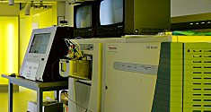 Massespektrometret på proteincentret