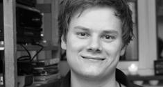 PhD student Søren Preus