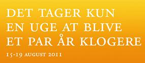 Slogan for Copenhagen Summer University