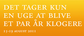 Slogan for Copenhagen Summer University