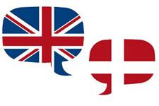 Talebobler dansk engelsk
