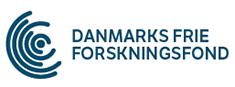 Danmarks Frie Forskningsråd logo